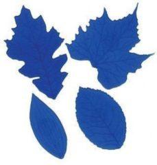 Blauwe FMM Veining Mats 1-4