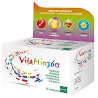 Sofar Vitamin 360 Multivitaminico Multiminerale Con Luteina 30 Compresse Integratore