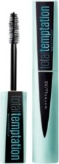 Zwarte Maybelline Total Temptation Waterproof Mascara - 001 Zwart