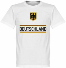 Witte Retake Duitsland Team T-Shirt - XXXL
