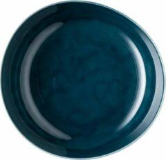 Blauwe Rosenthal 10540-405202-10355 bord Porselein