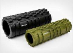 Groene Venum Spirit Foam Massage Rollers Zwart Camouflage