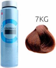 Goldwell - Colorance - Color Bus - 7-KG Middel Koper Goud - 120 ml