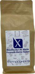 CofffeeXperts.eu Koffiebonen | Brazilië Sul de Minas Fazenda Santa Izabel | 1000 gram | Barista | Filterkoffie | Espresso | Cappuccino | Specialty Coffee | CoffeeXperts