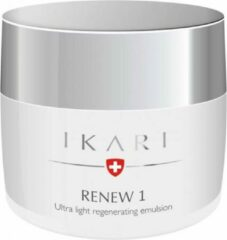 Merkloos / Sans marque Ikari Renew 4 - Rich cream for face/neck
