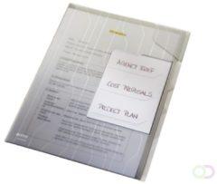 Bruna Combifile Leitz 4729 sorteerzichtmap A4 PP transparant