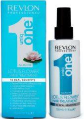 Revlon UniqOne Lotus Flower Hair Treatment haarmasker Vrouwen 150 ml