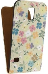 Mobilize Ultra Slim Flip Case Samsung Galaxy S5/S5 Plus/S5 Neo Flowers