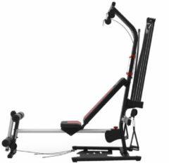 Zwarte Bowflex PR1000 Homegym - Inklapbaar - Geen gewichtstapel