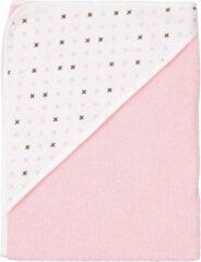 Roze LUMA Babycare Badcape LUMA Pretty Pink
