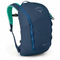 Osprey - Kid's Jet 12 - Kinderrugzak maat 12 l, blauw