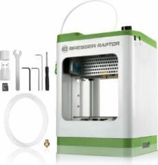 Groene Bresser 3D Printer - Raptor - Compact met Groot Printformaat en Wifi - Plug & Play