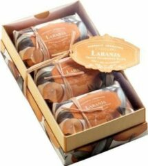 Castelbel - Zeepset Laranja 3 x 150 gr (sinaasappel)