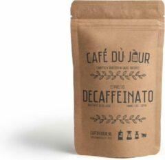 Café du Jour Espresso Decaffeinato 500 gram koffiebonen
