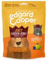 Edgard-Cooper Edgard&Cooper Chicken Jerky - Hondensnacks - Kip Bosbessen Appel 150 g