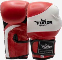 Forza Fighting Gear FORZA KUNSTLEREN BOKSHANDSCHOENEN WRECKS - ROOD