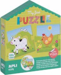 Apli Kids Mijn eerste boerderij puzzel