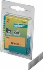 Wolfcraft Spijkers 16mm type 062 per 1000 stuks