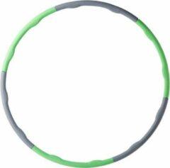 Sportbay FIT+ - Fitness hoelahoep - 1.5 kg - Ø 100 cm - Groen/Grijs