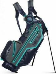 Sun Mountain H2NO Lite Stand Navy Gun Teal
