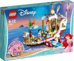 Lichtblauwe LEGO Disney Princess Ariel's Koninklijke Feestboot - 41153