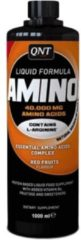 Amino Acid Liquid 4000 - Red Fruits | 1000 ml | QNT