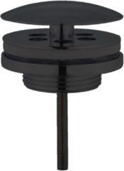 "Best Design Nero afvoerplug fontein 5/4"" zonder overloop zwart 4004150"