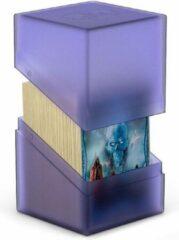 Ultimate Guard Boulder Deck Case 80+ Standard Size Amethyst