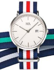 Meisteranker 3-delige horlogeset Meister Anker Zilverkleur