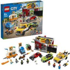 LEGO City 60258 Tuningworkshop (4116179)