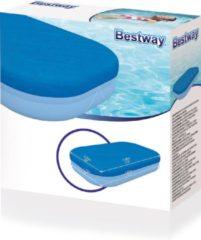 Blauwe Bestway - Zwembad Afdekzeil - 262 x 175 cm