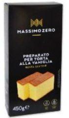 MASSIMO ZERO PREPARATO PER TORTA ALLA VANIGLIA SENZA GLUTINE 450G