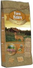 Farm nature chicken / rice hondenvoer 12,5 kg