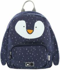 Blauwe Trixie Kids Backpack Mr. Penguin