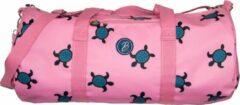 Become - Weekend- en sporttas roze - 48cm x 22cm
