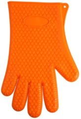 """Silikon Wounder"" Handschuh orange"