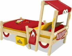 Kinderbed WICKEY CrAzY Sparky Fun Speelbed Rood