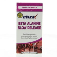 Etixx Endurance Beta Alanine Slow Release, 90 Tabletten