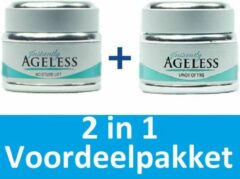 Moisture Lift 50 ml + Sands of Time - Microdermabrasie 50 ml - Instantly Ageless - Voordeelverpakking