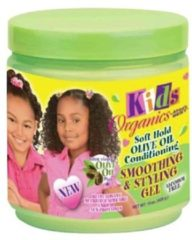 Africas Best Kids Organics Soft Hold Olive Oil Smoothing & Styling Gel 426 gr
