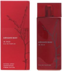 Armand Basi In Red - 100 ml - Eau de parfum