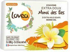 Lovea Handzeep Monoï des îles 2x 100 gram