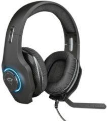 Zwarte Trust GXT455 Torus - Gaming Headset - RGB