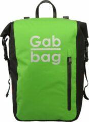 Gabbag Bike Waterdichte Premium Fietstas 25 liter - Groen