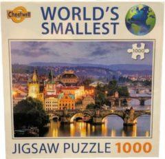 World's Smallest 1000 puzzel - Prague Bridges - Cheatwell