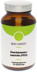 Best Choice Zwartebessenzaadolie 60 Vegacaps