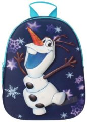 Disney Frozen Kinderrucksack Olaf Eiskönigin Disney 0500 royalblau