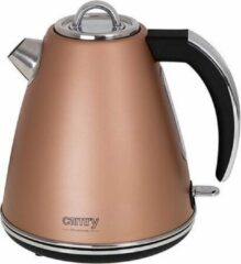 Camry CR 1292 Kettle, Electric, Power 2200 W, Capacity 1.5 L, Metal, Bronze