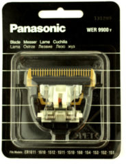 Zwarte Panasonic - Snijkop voor o.a. ER1611 / 1512 / 1511 / GP80 / GP82