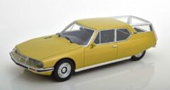 Citroen SM Shooting Brake 1970-1975 Goud Metallic 1-18 Schuco Pro R Limited 500 pcs. ( Resin )